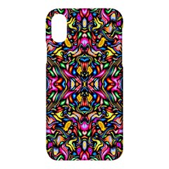 Artwork By Patrick Colorful 24 1 Apple Iphone X Hardshell Case by ArtworkByPatrick