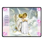 Among Angels - Fleece Blanket (Small)