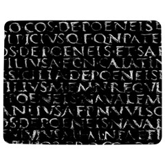 Antique Roman Typographic Pattern Jigsaw Puzzle Photo Stand (rectangular) by dflcprints
