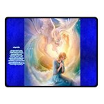 Angel Kiss - Fleece Blanket (Small)