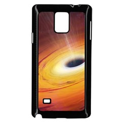 Black Hole Samsung Galaxy Note 4 Case (black)