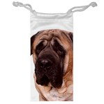 English Mastiff Jewelry Bag Printed Both Sides