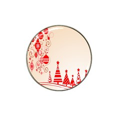Christmas Clipart Wallpaper Hat Clip Ball Marker (4 Pack) by Sapixe
