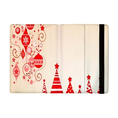 Christmas Clipart Wallpaper Apple Ipad Mini Flip Case by Sapixe