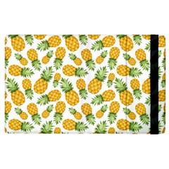 Pineapple Pattern Apple Ipad 3/4 Flip Case by goljakoff