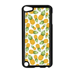 Pineapple Pattern Apple Ipod Touch 5 Case (black) by goljakoff