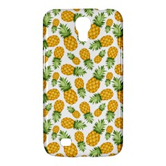 Pineapple Pattern Samsung Galaxy Mega 6 3  I9200 Hardshell Case by goljakoff