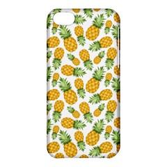 Pineapple Pattern Apple Iphone 5c Hardshell Case by goljakoff