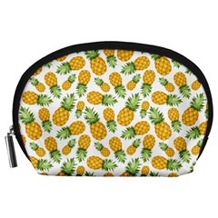 Pineapple Pattern Accessory Pouches (large)  by goljakoff