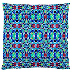 Artwork By Patrick Colorful 26 Large Cushion Case (one Side)