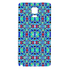 Artwork By Patrick Colorful 26 Galaxy Note 4 Back Case