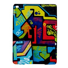 Urban Graffiti Movie Theme Productor Colorful Abstract Arrows Ipad Air 2 Hardshell Cases by MAGA
