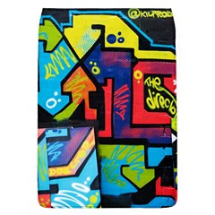 Urban Graffiti Movie Theme Productor Colorful Abstract Arrows Flap Covers (l)