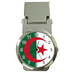 Roundel Of Algeria Air Force Money Clip Watches by abbeyz71
