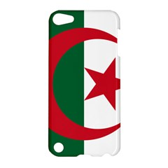 Roundel Of Algeria Air Force Apple Ipod Touch 5 Hardshell Case by abbeyz71