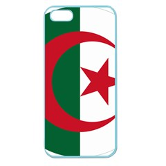 Roundel Of Algeria Air Force Apple Seamless Iphone 5 Case (color) by abbeyz71