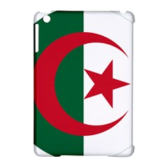 Roundel Of Algeria Air Force Apple Ipad Mini Hardshell Case (compatible With Smart Cover) by abbeyz71