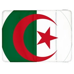 Roundel Of Algeria Air Force Samsung Galaxy Tab 7  P1000 Flip Case by abbeyz71