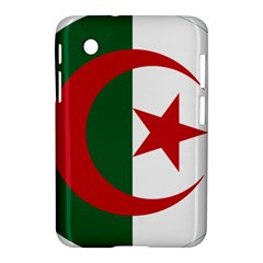 Roundel Of Algeria Air Force Samsung Galaxy Tab 2 (7 ) P3100 Hardshell Case  by abbeyz71