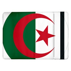 Roundel Of Algeria Air Force Samsung Galaxy Tab Pro 12 2  Flip Case by abbeyz71