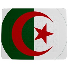 Roundel Of Algeria Air Force Jigsaw Puzzle Photo Stand (rectangular) by abbeyz71