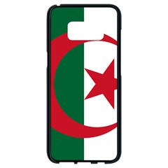 Roundel Of Algeria Air Force Samsung Galaxy S8 Black Seamless Case by abbeyz71