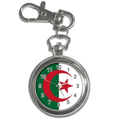 Roundel Of Algeria Air Force Key Chain Watches by abbeyz71