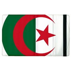 Roundel Of Algeria Air Force Apple Ipad 2 Flip Case by abbeyz71