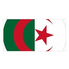 Roundel Of Algeria Air Force Satin Shawl by abbeyz71