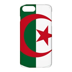 Roundel Of Algeria Air Force Apple Iphone 7 Plus Hardshell Case by abbeyz71