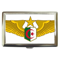 Badge Of The Algerian Air Force  Cigarette Money Cases by abbeyz71