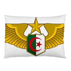 Badge Of The Algerian Air Force  Pillow Case by abbeyz71