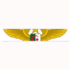 Badge Of The Algerian Air Force  Small Bar Mats by abbeyz71