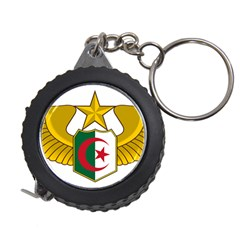 Badge Of The Algerian Air Force  Measuring Tape by abbeyz71