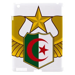 Badge Of The Algerian Air Force  Apple Ipad 3/4 Hardshell Case (compatible With Smart Cover) by abbeyz71