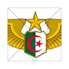 Badge Of The Algerian Air Force  Acrylic Tangram Puzzle (6  X 6 ) by abbeyz71