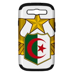 Badge Of The Algerian Air Force  Samsung Galaxy S Iii Hardshell Case (pc+silicone) by abbeyz71