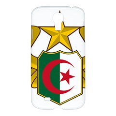 Badge Of The Algerian Air Force  Samsung Galaxy S4 I9500/i9505 Hardshell Case by abbeyz71