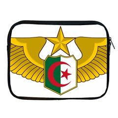 Badge Of The Algerian Air Force  Apple Ipad 2/3/4 Zipper Cases by abbeyz71