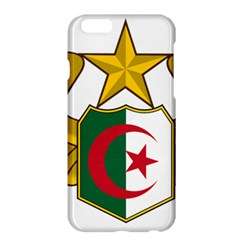 Badge Of The Algerian Air Force  Apple Iphone 6 Plus/6s Plus Hardshell Case by abbeyz71