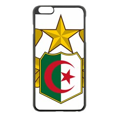 Badge Of The Algerian Air Force  Apple Iphone 6 Plus/6s Plus Black Enamel Case by abbeyz71