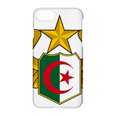 Badge Of The Algerian Air Force  Apple Iphone 7 Hardshell Case by abbeyz71