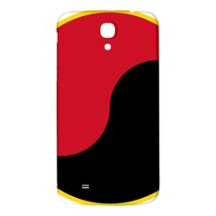 Roundel Of Angolan Air Force Samsung Galaxy Mega I9200 Hardshell Back Case by abbeyz71