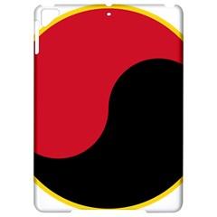 Roundel Of Angolan Air Force Apple Ipad Pro 9 7   Hardshell Case by abbeyz71