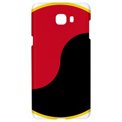 Roundel Of Angolan Air Force Samsung C9 Pro Hardshell Case  by abbeyz71
