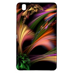 Color Burst Abstract Samsung Galaxy Tab Pro 8 4 Hardshell Case