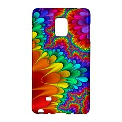 Colorful Trippy Galaxy Note Edge