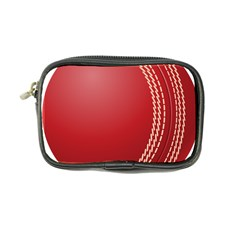 Cricket Ball Coin Purse by Sapixe