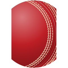 Cricket Ball 5 5  X 8 5  Notebooks by Sapixe