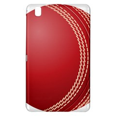 Cricket Ball Samsung Galaxy Tab Pro 8 4 Hardshell Case